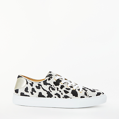 Rogue Matilda Sweetheart Trainers, Cow Print