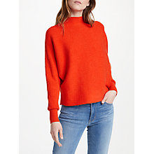 Buy Y.A.S Corta Jumper, Orange Online at johnlewis.com