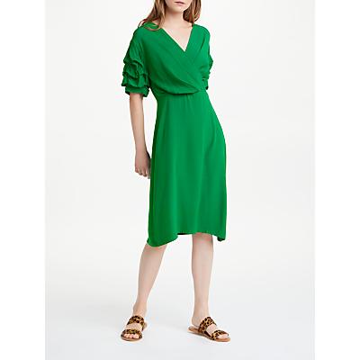 Just Female Irena Dress, Green