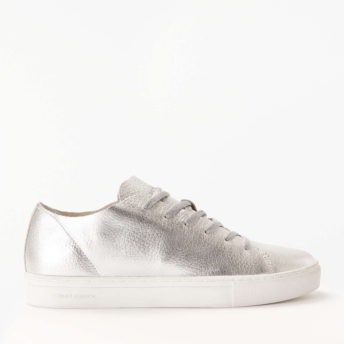 Crime London RAW LO SUEDE SNEAKERS