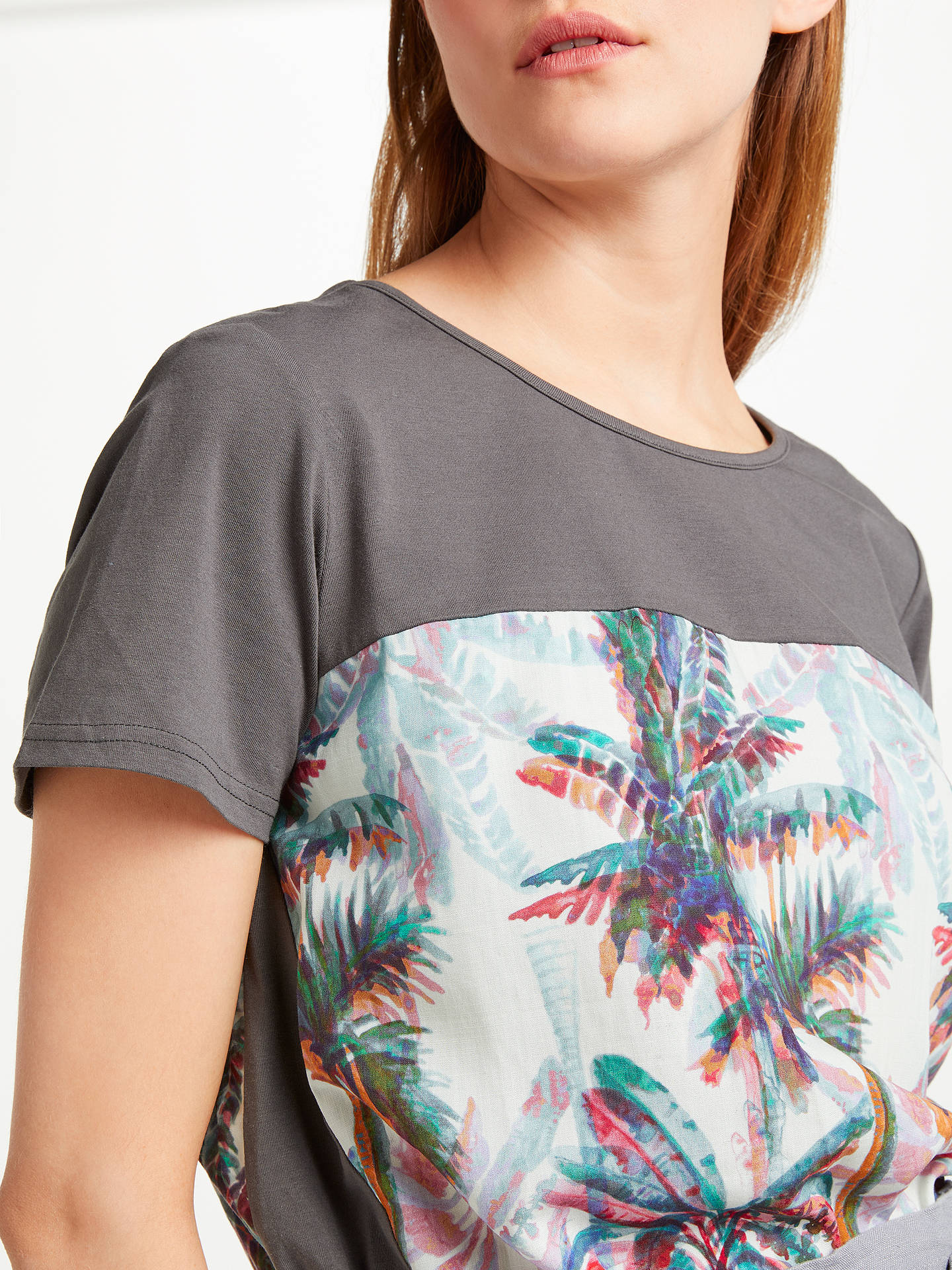 Buy Thought Solar Palms Top, Multi, 14 Online at johnlewis.com