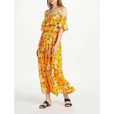 Just Female Elizabeth Dress, Orange