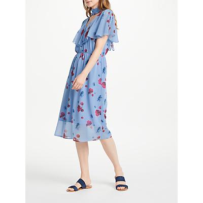 Y.A.S Popsy Dress, Blue