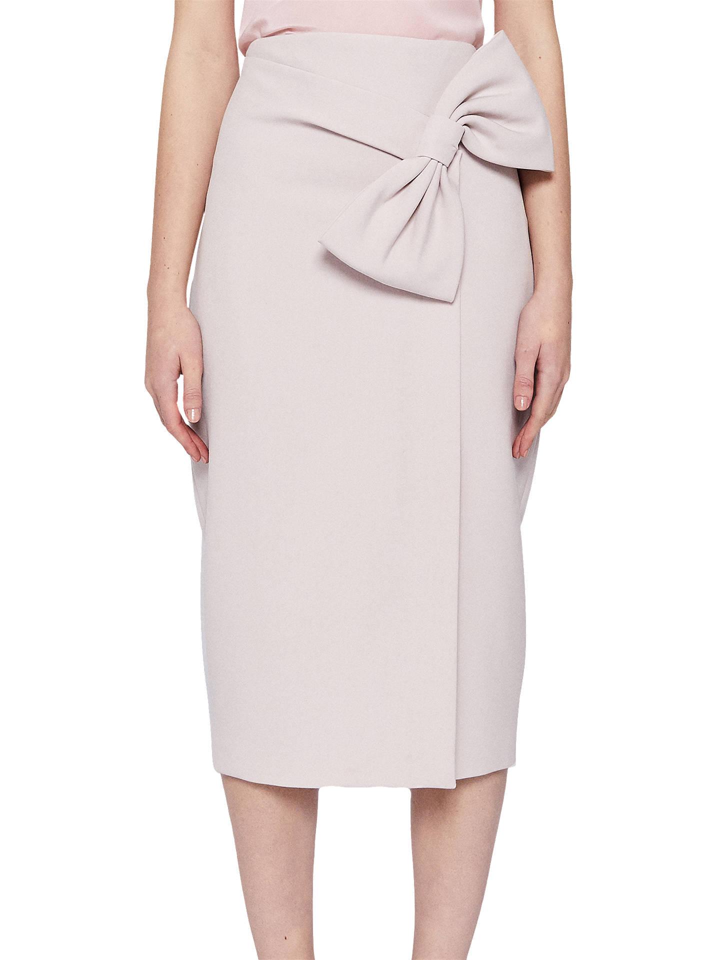 271416189 Buy Ted Baker Liyah Integral Bow Pencil Skirt