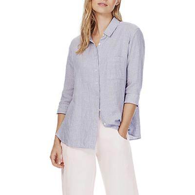 Brora Checked Linen Shirt