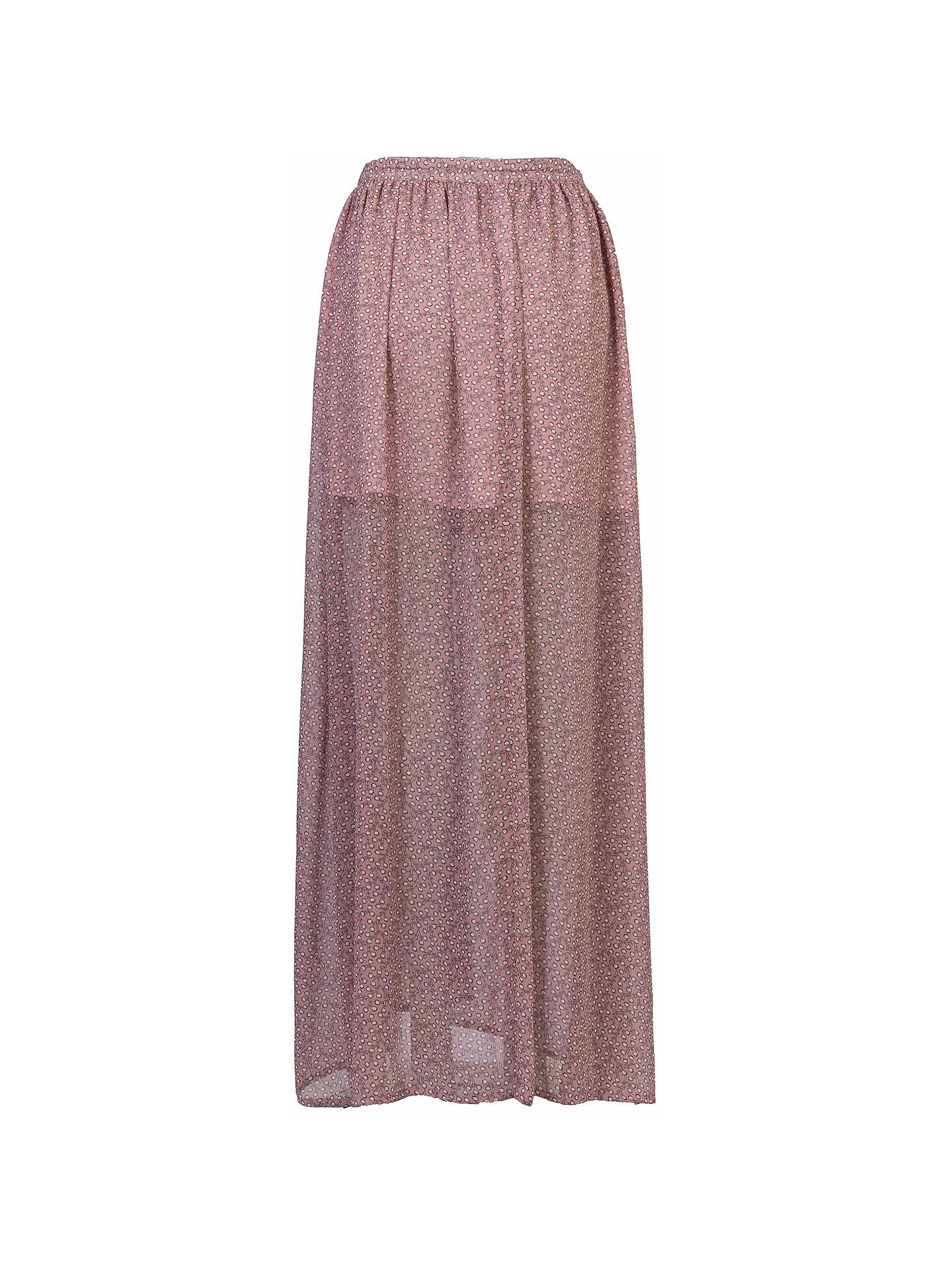 e555c4a0b493 Buy French Connection Elao Sheer Maxi Skirt