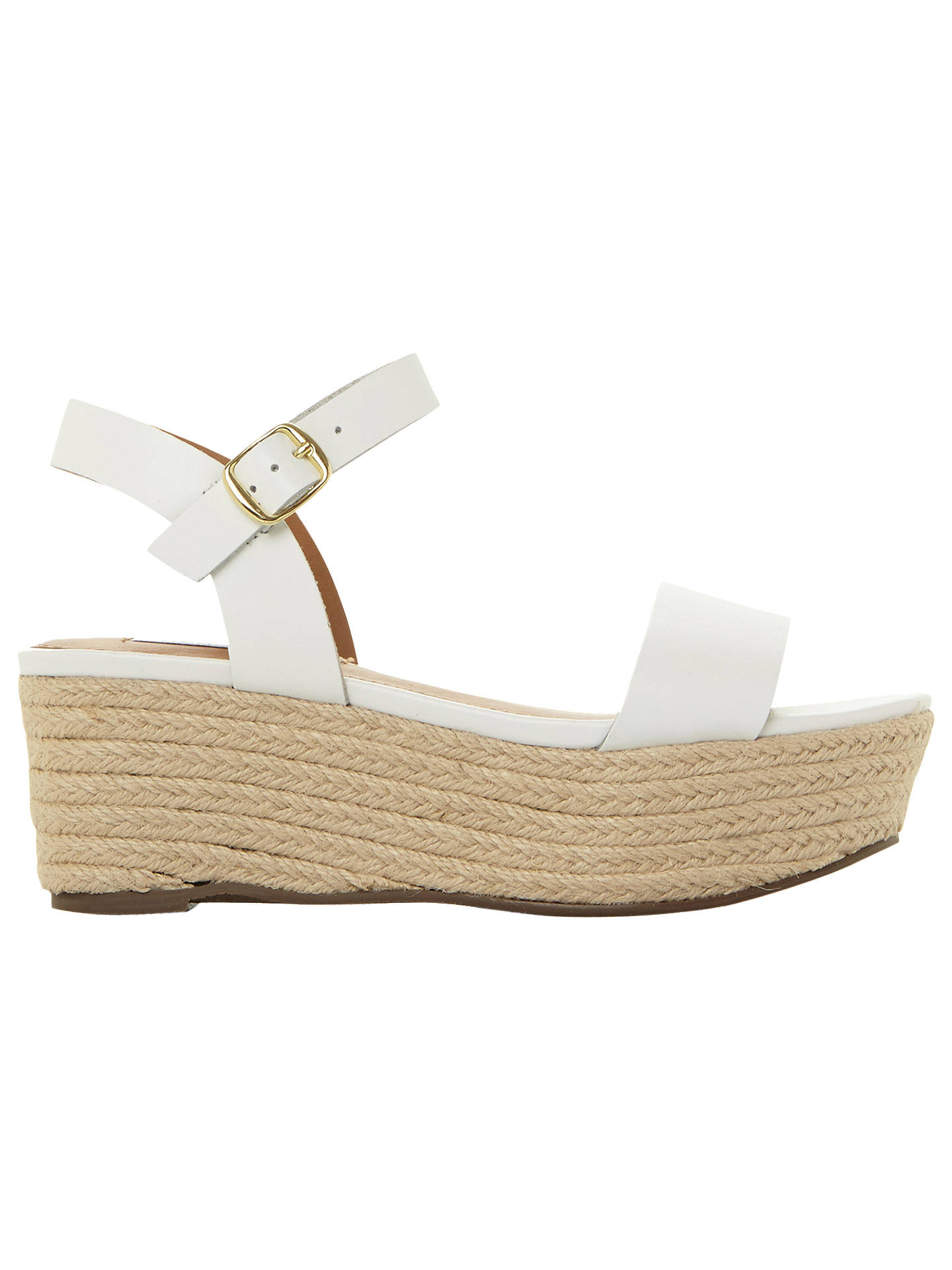 d9d2a44c1f07 Steve Madden Busy Flatform Sandals at John Lewis   Partners