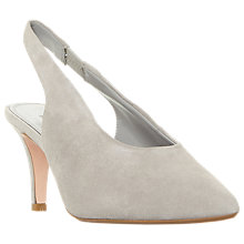 Buy Dune Cas Pointed Toe Court Shoes Online at johnlewis.com