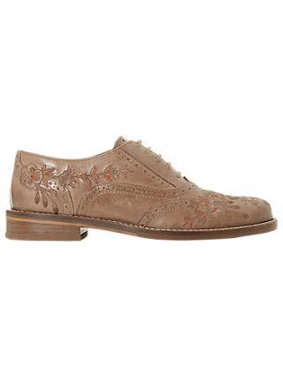 84308ca0a73d Bertie Fielder Embroidered Brogues