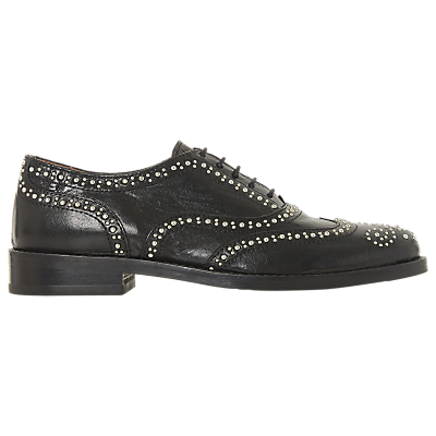 Bertie Farryn Studded Lace Up Brogues