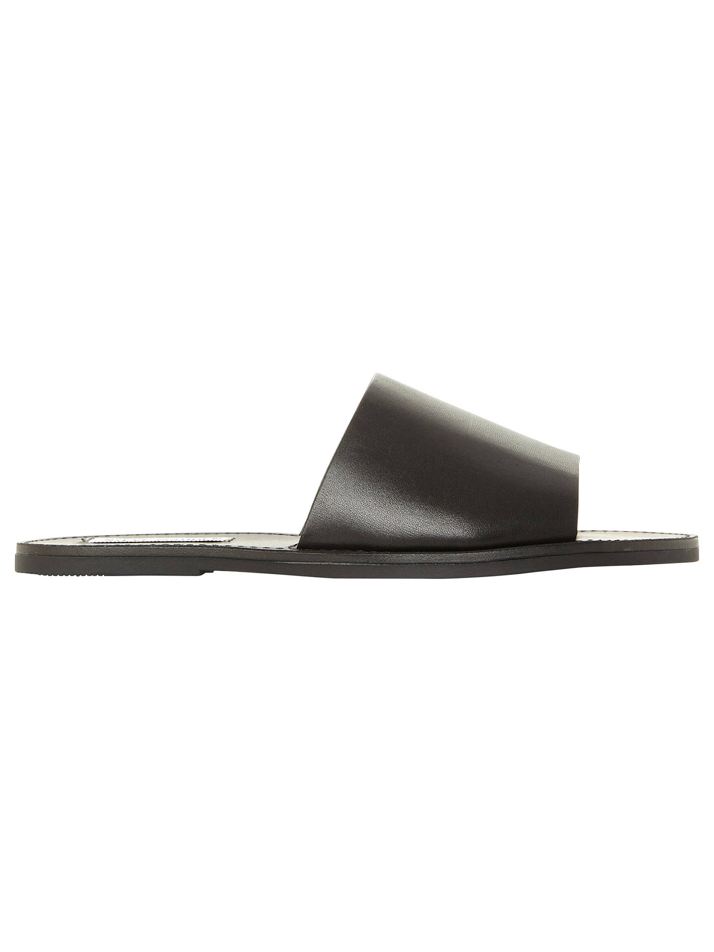 e094a53641e Steve Madden Grace Slider Sandals at John Lewis   Partners