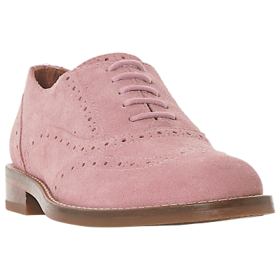 Bertie Fae Lace Up Brogues