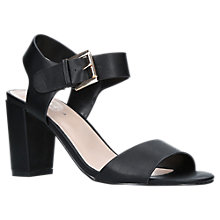 Buy Carvela Sadie Block Heel Sandals Online at johnlewis.com