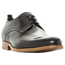 Buy Bertie Professor Leather Derby Shoes Online at johnlewis.com