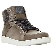 Buy Dune Silva High Top Trainers Online at johnlewis.com