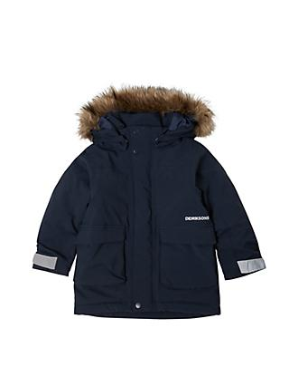 Didriksons Boys' Kure Waterproof Parka Jacket