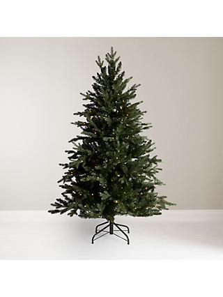 John Lewis Partners Kensington Pre Lit Christmas Tree