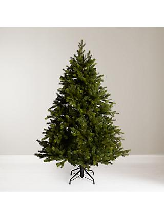 john lewis partners brunswick spruce unlit christmas tree