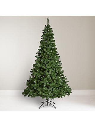 John Lewis Partners Festive Fir Unlit Christmas Tree