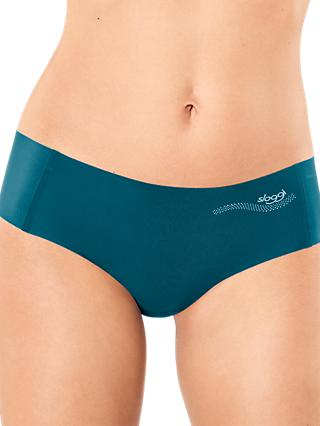 sloggi Zero Feel Hipster Briefs, Mystic Sea