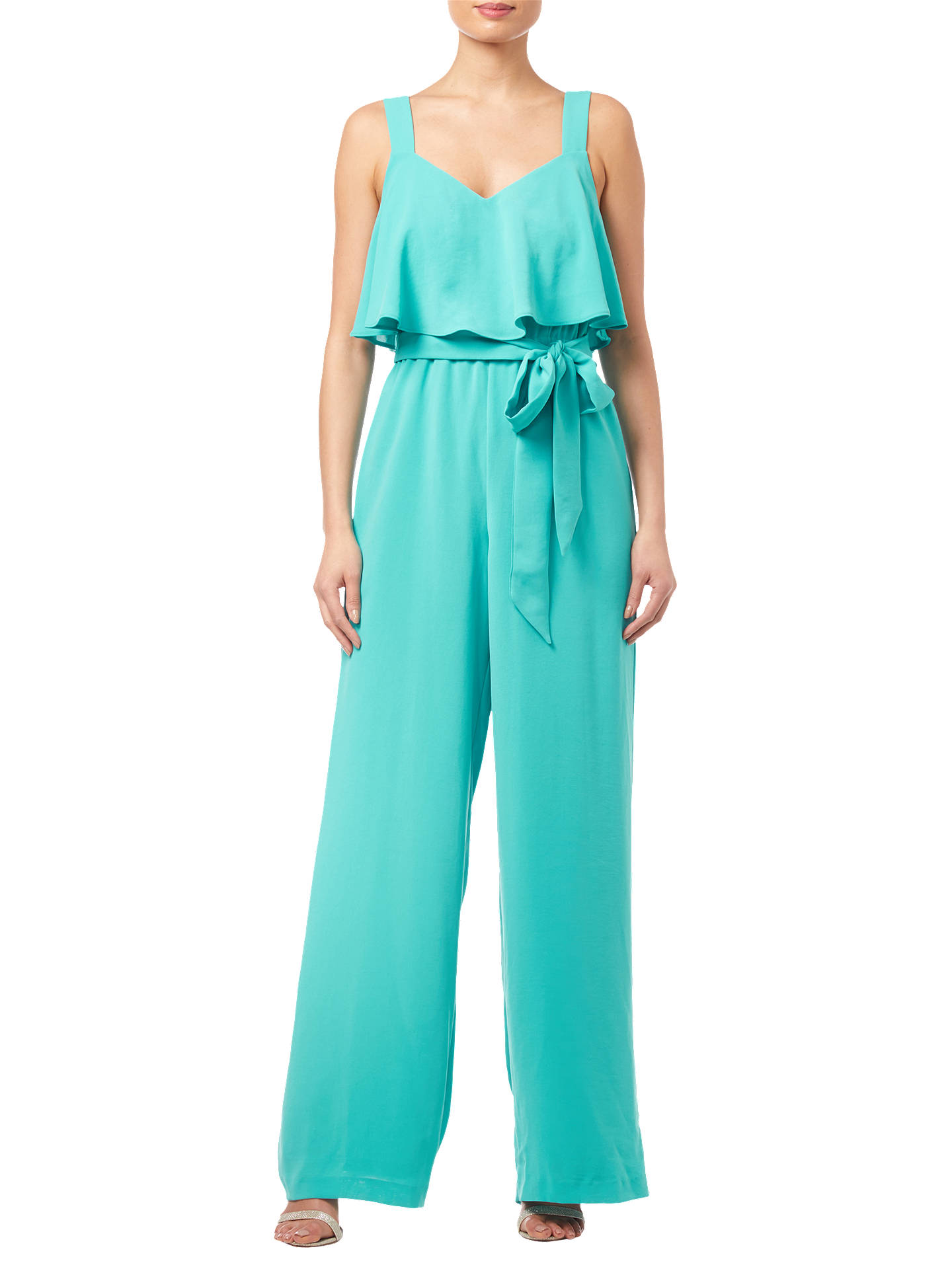 be36b29ecb71 Buy Adrianna Papell Pop-Over Crepe Jumpsuit