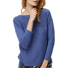 Buy White Stuff Enso Jumper, Sky Blue Online at johnlewis.com