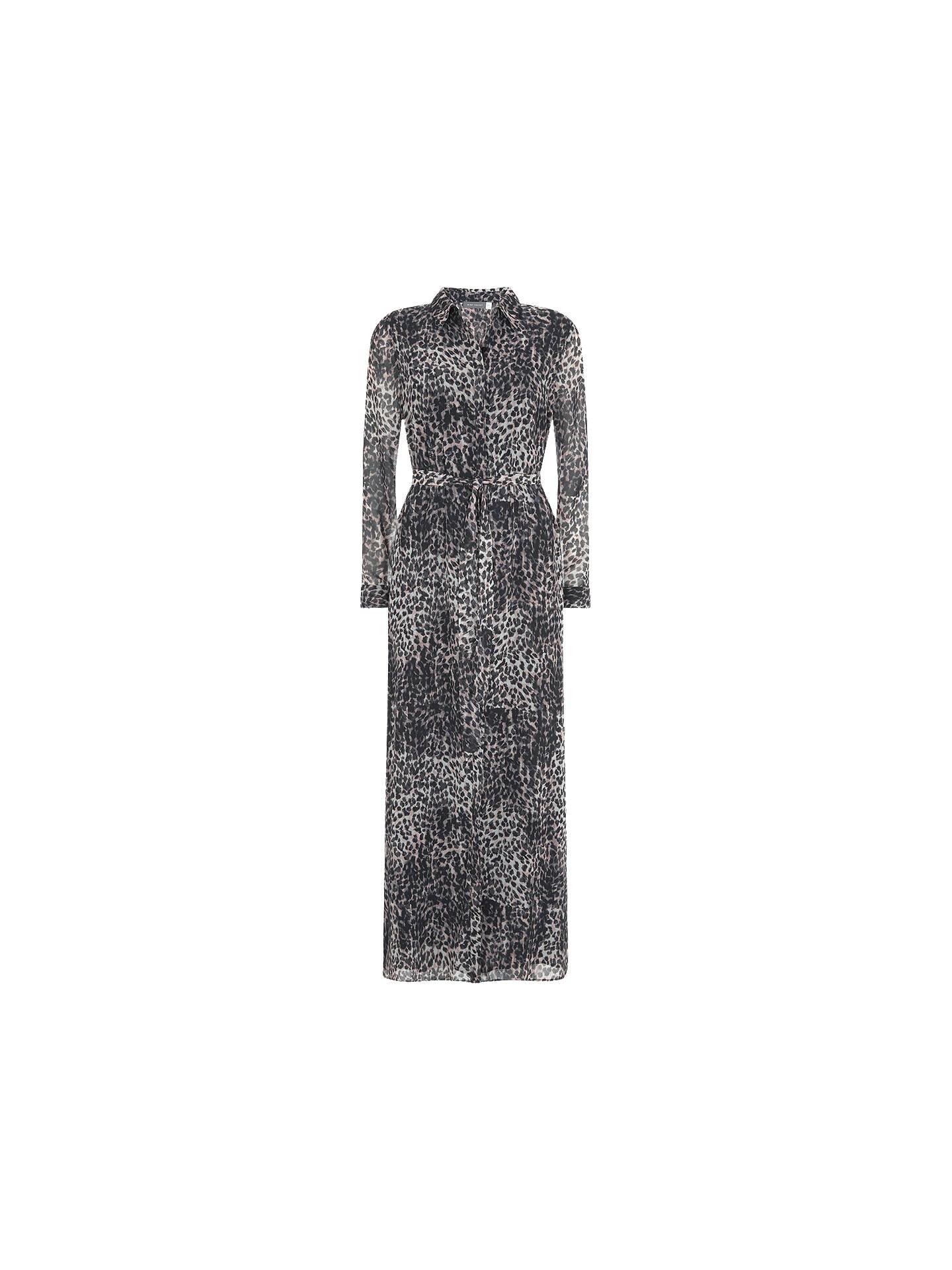 feae8ad1405e Buy Mint Velvet Ellen Print Maxi Dress, Multi, 6 Online at johnlewis.com ...