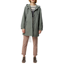 Buy White Stuff Hollingsworth Technical Parka Online at johnlewis.com