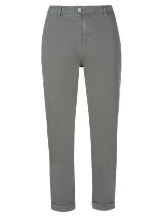 Mint Velvet Casual Chinos, Khaki