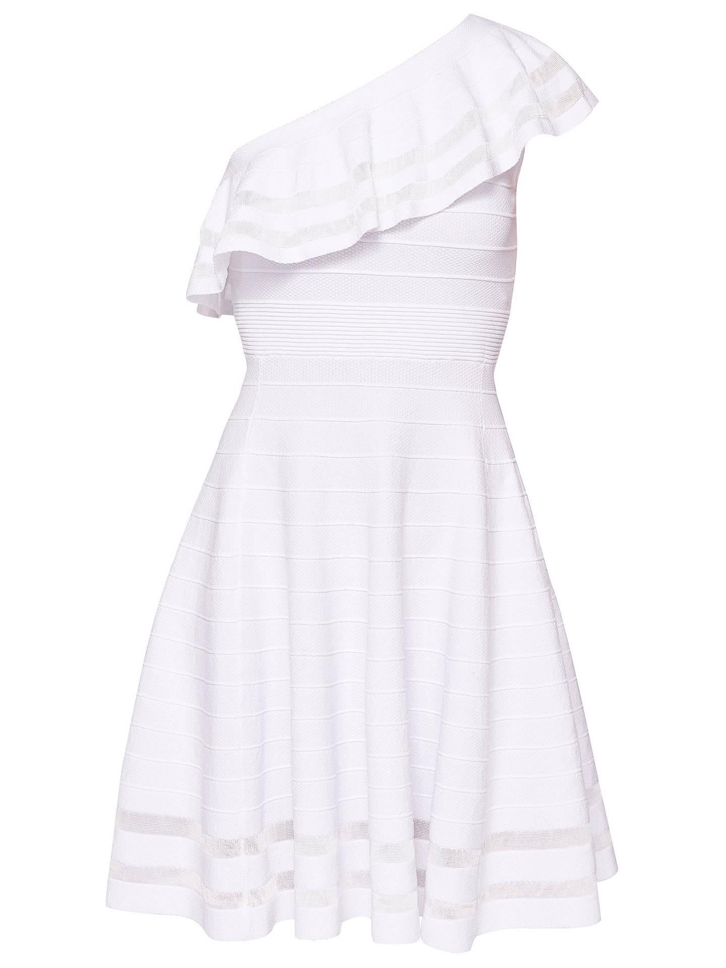 d482fe309462 Ted Baker Streena One Shoulder Knitted Dress at John Lewis   Partners