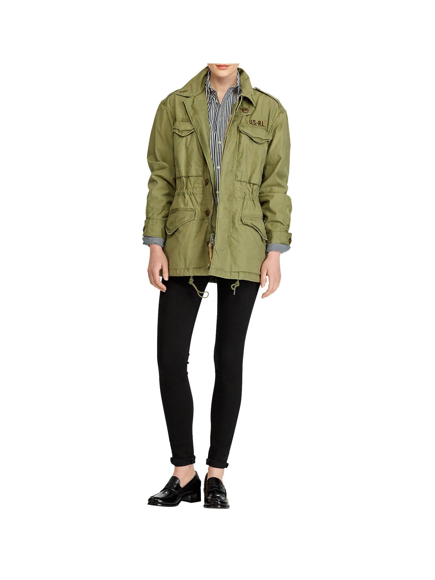 4e3eba013 Buy Polo Ralph Lauren Cotton Twill Jacket