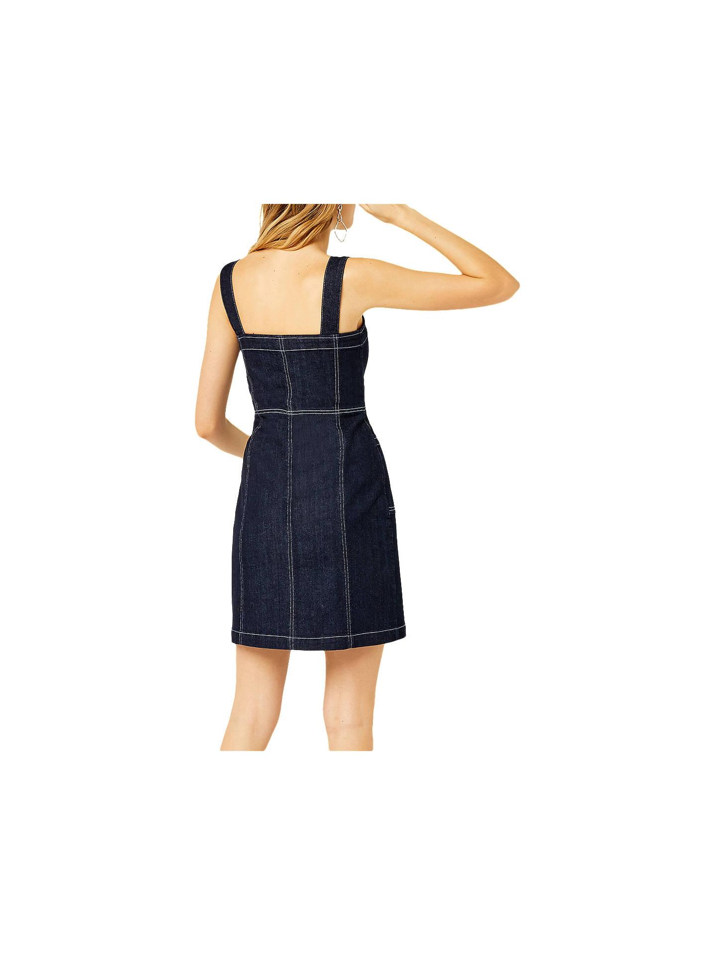 18410489c09 Buy Warehouse Zip Front Bodycon Dress