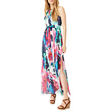 Buy Damsel in a Dress Amazon Print Maxi Dress, Multi Online at johnlewis.com