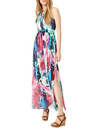 Damsel in a Dress Amazon Print Maxi Dress, Multi