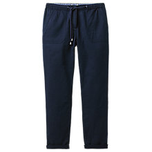 Buy White Stuff Holly Double Cloth Jogger, Navy Online at johnlewis.com