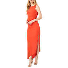 Buy Damsel in a Dress Lyla Slinky Maxi Dress, Tomato Red Online at johnlewis.com