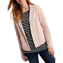 Buy White Stuff Elsa Jersey Blazer, Pink Online at johnlewis.com