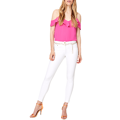 Damsel in a Dress Mika Belted 7/8 Jeans