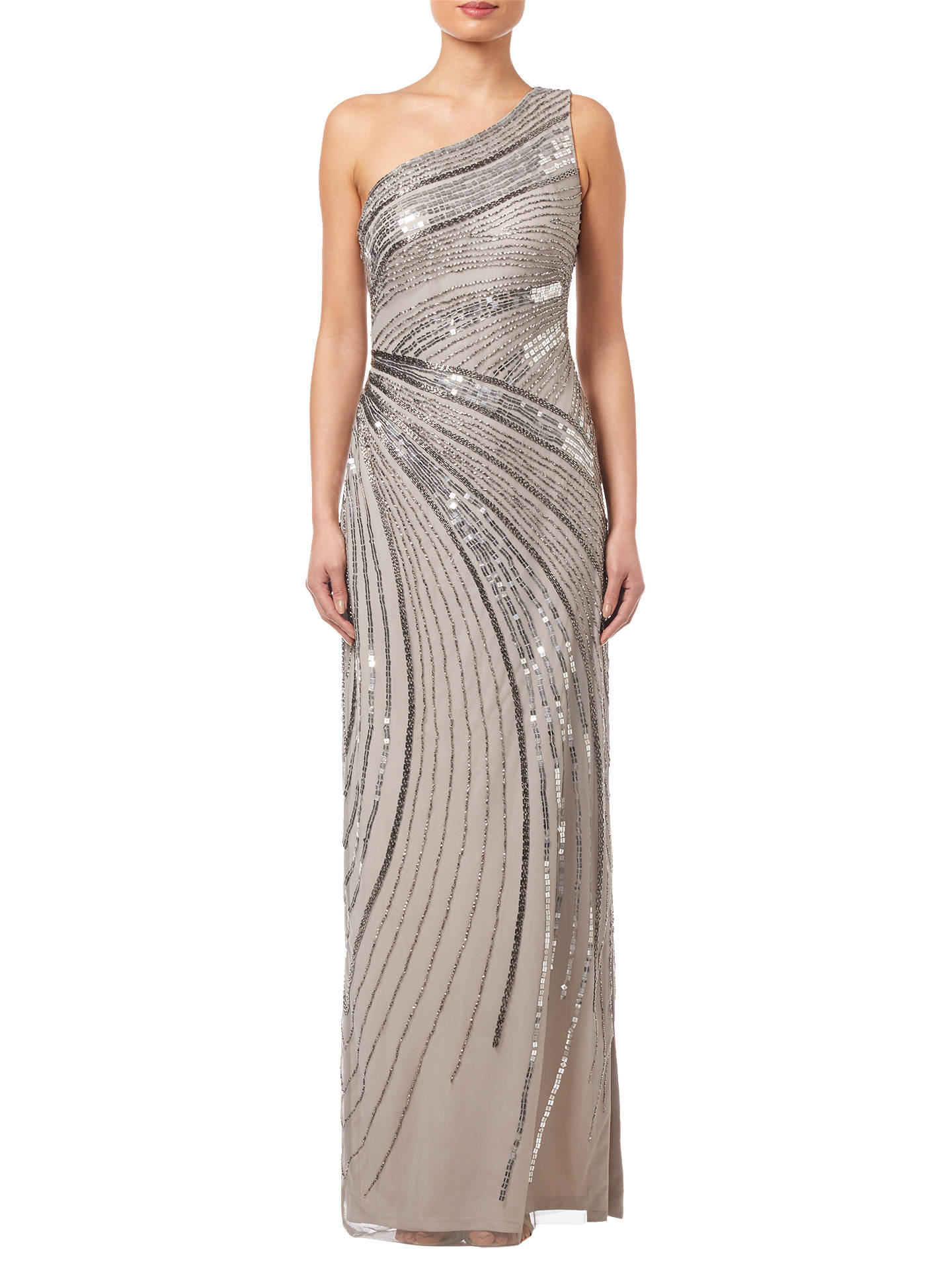 5a3ffe01eb5 Buy Adrianna Papell Beaded Column Gown