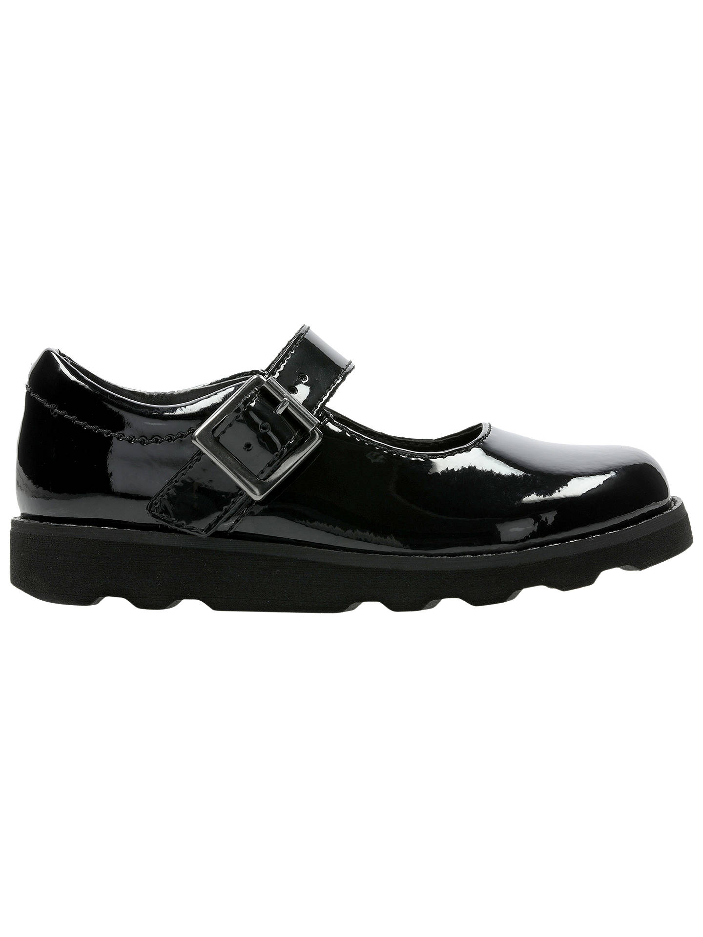 5a0f86dfa95 Buy Clarks Children s Crown Honor Buckle Shoes
