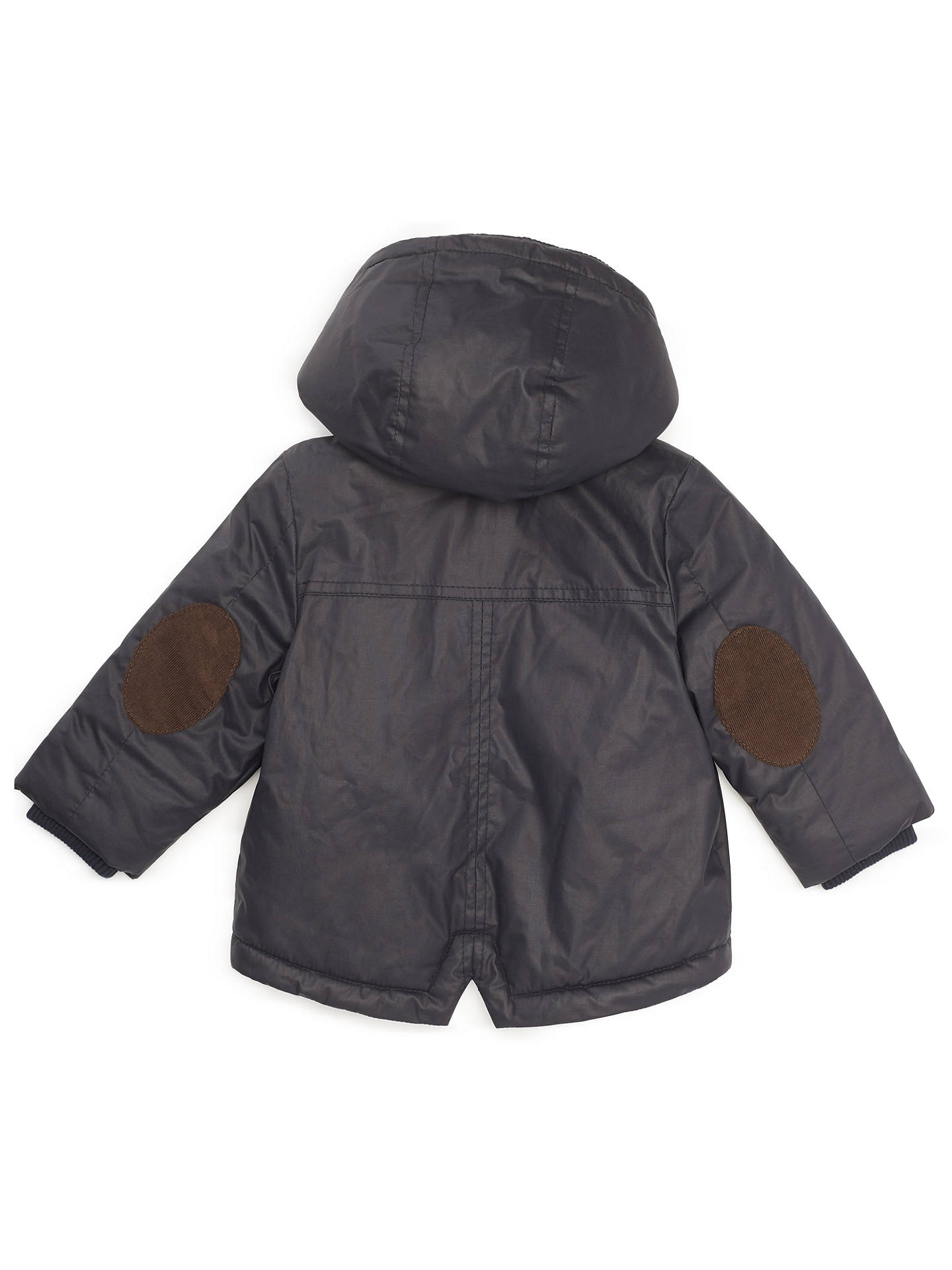 99e28d740 John Lewis   Partners Baby Waxed Jacket