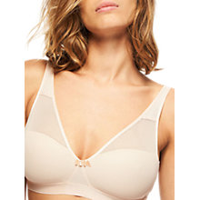 Buy Chantelle Aeria Non Wired Bra, Golden Beige Online at johnlewis.com