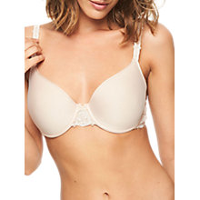 Buy Chantelle Champs Elysees T-Shirt Bra, Cappuccino Online at johnlewis.com