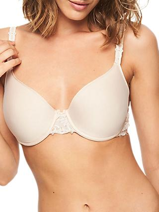 Chantelle Champs Elysees T-Shirt Bra, Cappuccino