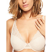 Buy Chantelle Molitor Multiway Spacer Bra, Golden Beige Online at johnlewis.com