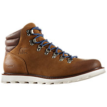 Buy Sorel Madson Men's Hiking Boots, Camel Online at johnlewis.com