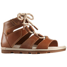 Buy Sorel Torpeda Leather Sandals Online at johnlewis.com