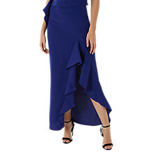 Buy Coast Emily Skirt, Cobalt Online at johnlewis.com