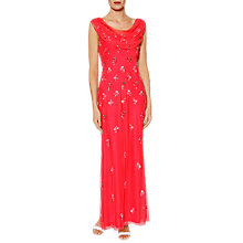 Buy Gina Bacconi Sophia Beaded Maxi Dress Online at johnlewis.com