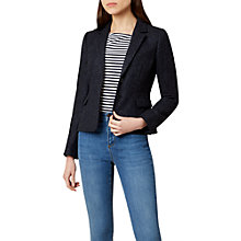 Buy Hobbs Hackness Tailored Jacket Online at johnlewis.com